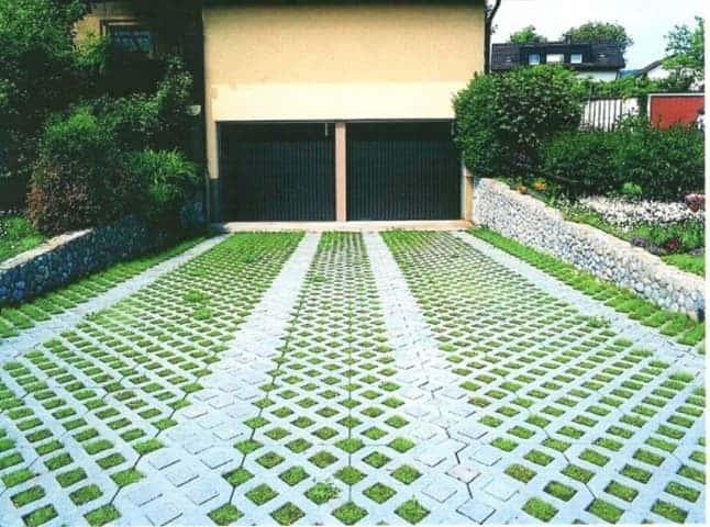 Bevorzugt Einfahrt pflastern - für Haus und Hof, Firmengelände und Parkplätze CX79