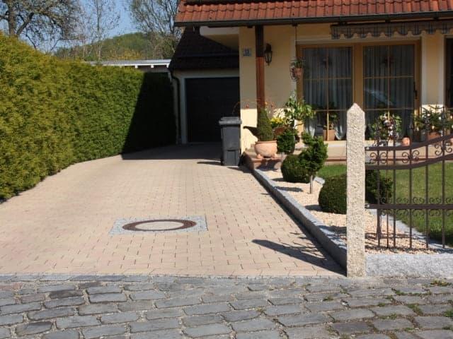 Sehr Einfahrt pflastern - für Haus und Hof, Firmengelände und Parkplätze WQ69