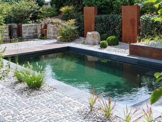 Gartenbau Pool Garten