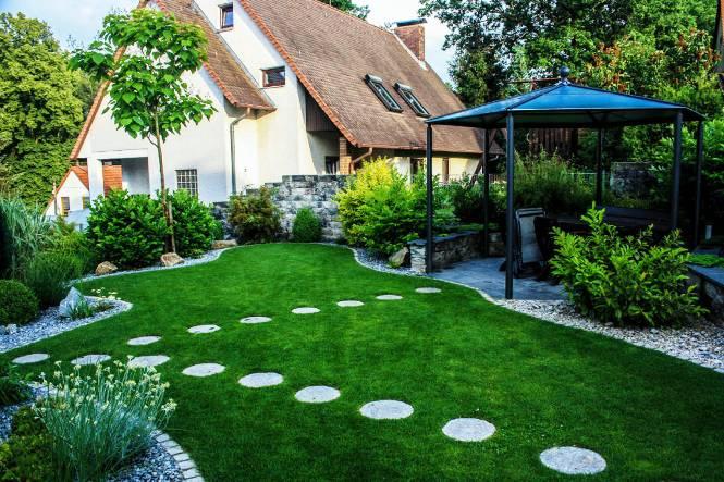 Rasen anlegen bei Landshut