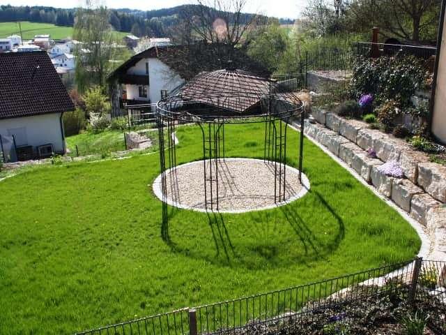 Gartengestaltung Ludwig Abfalter Rasen-anlegen