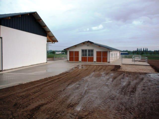 Gewerbe und Wohnbau Grossprojekte